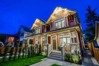 Photo 1: 370 E 16TH Avenue in Vancouver: Main 1/2 Duplex for sale (Vancouver East)  : MLS®# R2454075