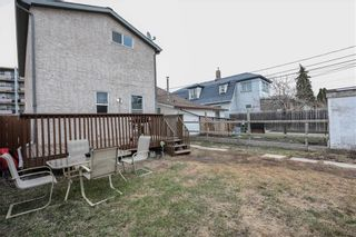 Photo 33: 400 Thames Avenue in Winnipeg: Elmwood Residential for sale (3A)  : MLS®# 202109055