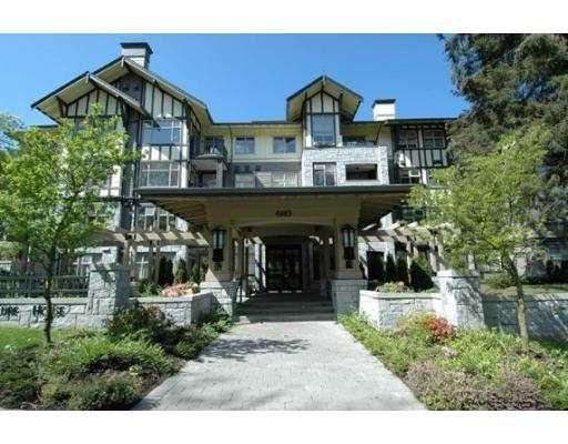 """Main Photo: 104 4885 VALLEY DR in Vancouver: Quilchena Condo for sale in """"MACLURE HOUSE"""" (Vancouver West)  : MLS®# V615318"""