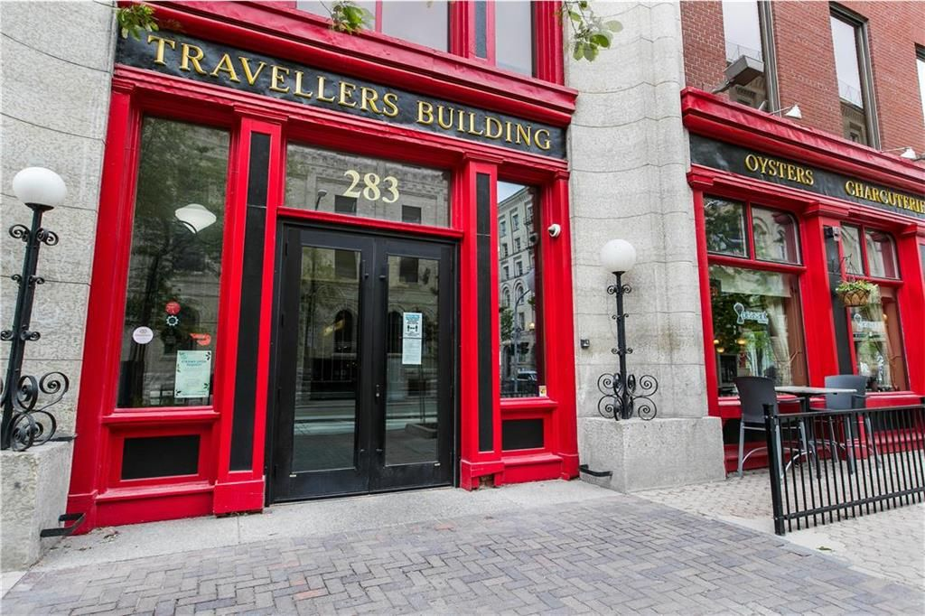 Main Photo: 503 - 283 Bannatyne Avenue in Winnipeg: Condominium for sale (9A)  : MLS®# 202012039