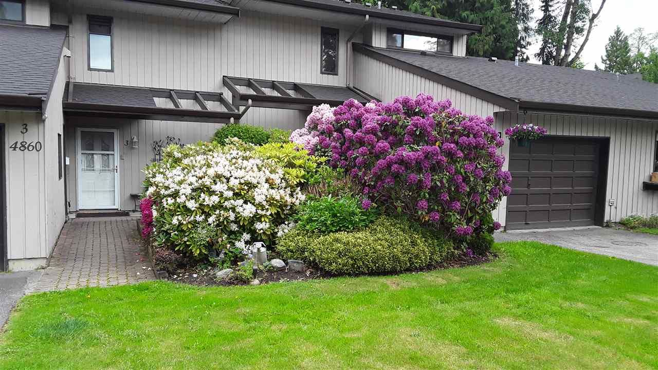 Main Photo: 3 4860 207 STREET in Langley: Langley City Townhouse for sale : MLS®# R2558890