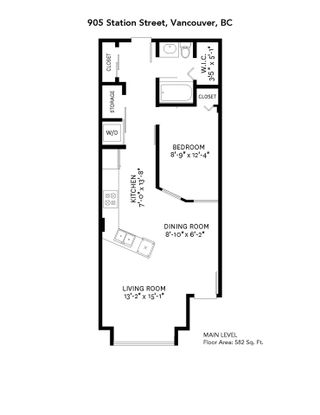 """Photo 18: 905 STATION Street in Vancouver: Strathcona Townhouse for sale in """"THE LEFT BANK"""" (Vancouver East)  : MLS®# R2529549"""