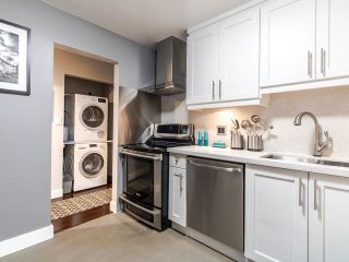 Photo 2: 206 1420 E 8TH AVENUE in Vancouver: Grandview Woodland Condo for sale (Vancouver East)  : MLS®# R2430101
