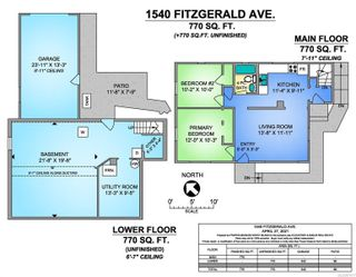 Photo 9: 1540 Fitzgerald Ave in : CV Courtenay City House for sale (Comox Valley)  : MLS®# 874177