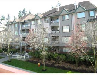 """Photo 1: 203 1145 HEFFLEY Crescent in Coquitlam: North Coquitlam Condo for sale in """"CENTRE GATE"""" : MLS®# V804028"""