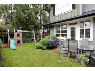 "Photo 9: 111 18199 70TH Avenue in Surrey: Cloverdale BC Townhouse for sale in ""AUGUSTA"" (Cloverdale)  : MLS®# F1425143"