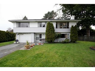 """Photo 1: 5125 MASSEY Place in Ladner: Ladner Elementary House for sale in """"LADNER ELEMENTARY"""" : MLS®# V995377"""