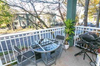 """Photo 7: 202 1915 E GEORGIA Street in Vancouver: Hastings Condo for sale in """"GEORGIA GARDENS"""" (Vancouver East)  : MLS®# R2218656"""