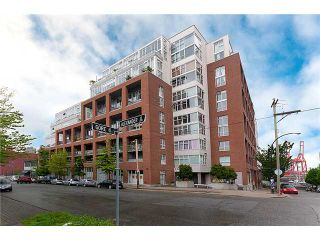 "Photo 1: 422 289 ALEXANDER Street in Vancouver: Hastings Condo for sale in ""THE EDGE"" (Vancouver East)  : MLS®# V890176"