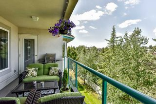 Photo 17: 404 20453 53 Avenue in Langley: Langley City Condo for sale : MLS®# R2186113