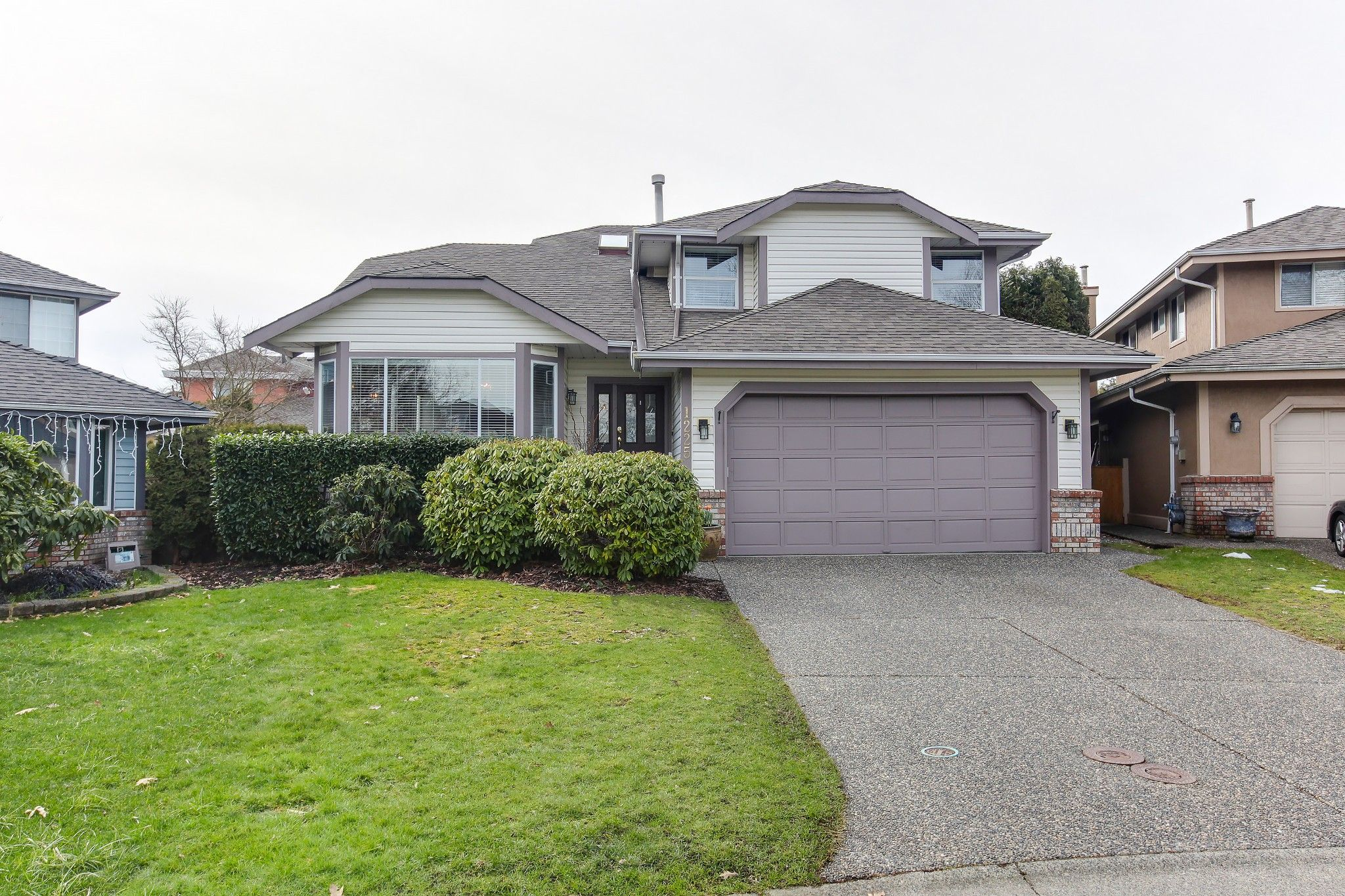 Main Photo: 1225 ROYAL Court in Port Coquitlam: Citadel PQ House for sale : MLS®# R2245481