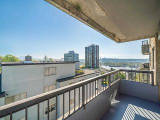 "Photo 4: 501 209 CARNARVON Street in New Westminster: Downtown NW Condo for sale in ""ARGYLE HOUSE"" : MLS®# R2570499"