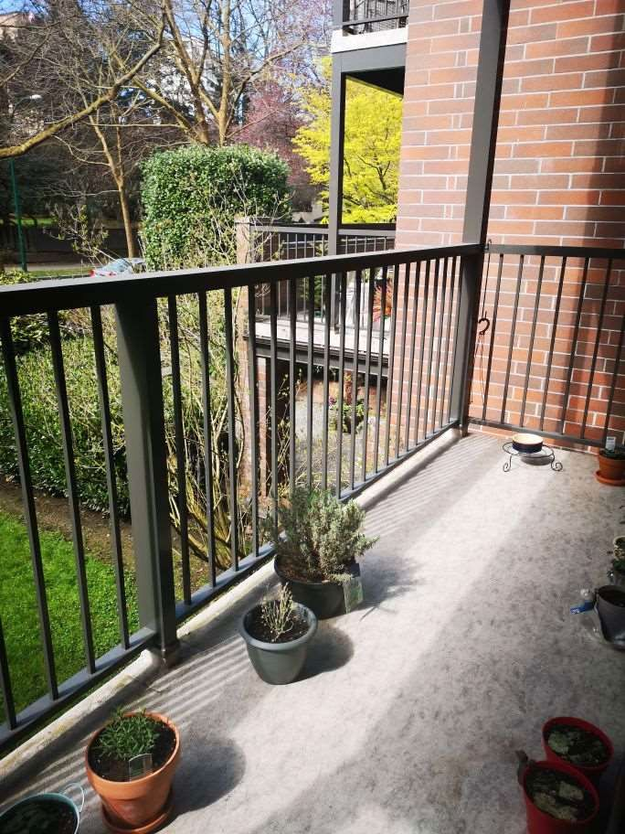 """Photo 11: Photos: 201 1655 NELSON Street in Vancouver: West End VW Condo for sale in """"HEMPSTEAD MANOR"""" (Vancouver West)  : MLS®# R2567049"""