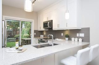 """Photo 4: 103 1405 DAYTON Street in Coquitlam: Burke Mountain Townhouse for sale in """"ERICA"""" : MLS®# R2311319"""