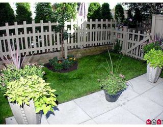 """Photo 10: 35 6651 203RD Street in Langley: Willoughby Heights Townhouse for sale in """"Sunscape"""" : MLS®# F2719428"""