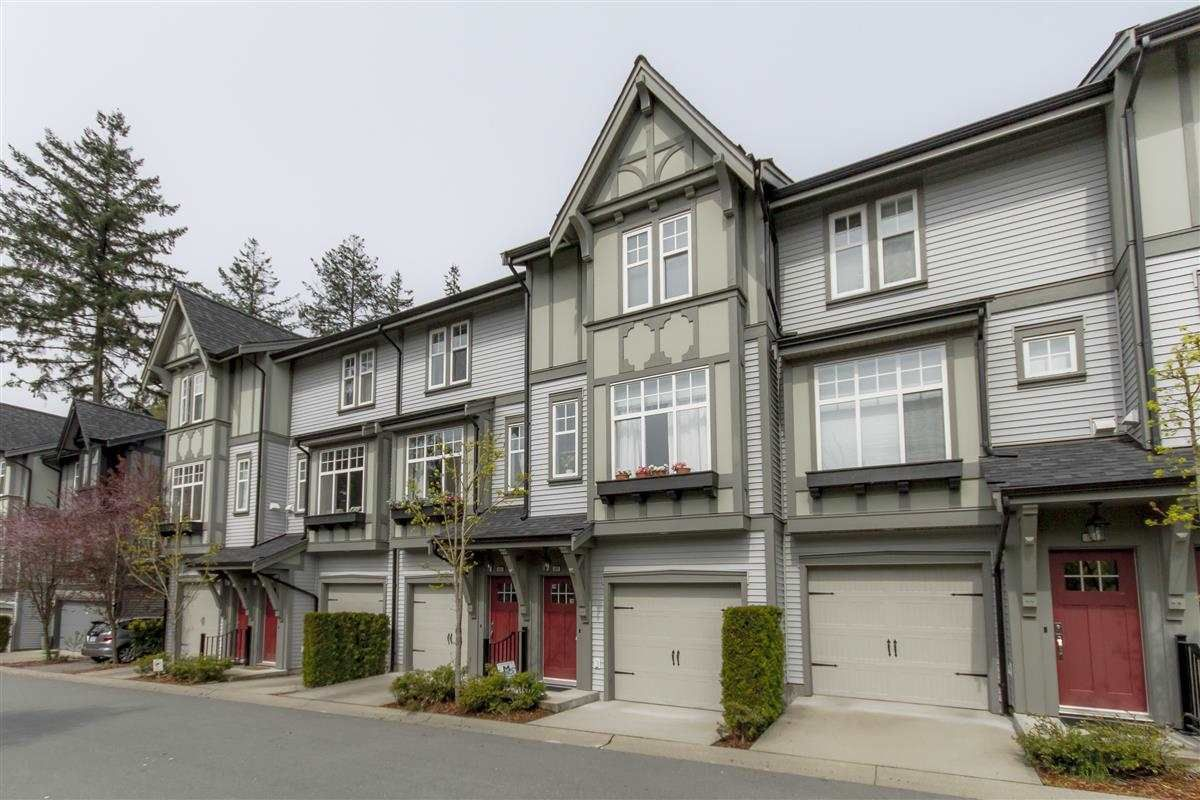 Main Photo: 60 1320 RILEY Street in Coquitlam: Burke Mountain Townhouse for sale : MLS®# R2258687