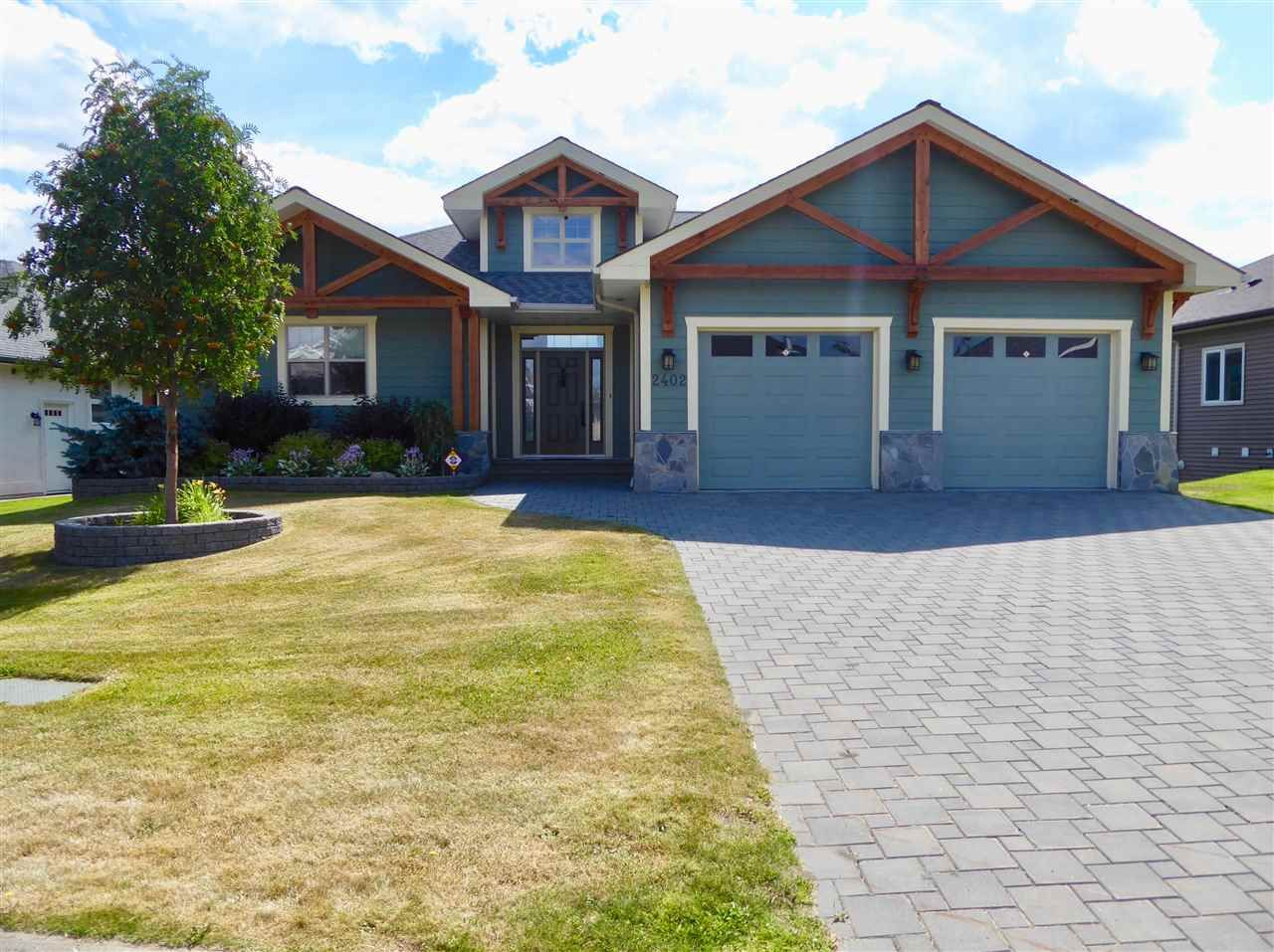 Main Photo: 2402 MCTAVISH ROAD in : Aberdeen PG House for sale : MLS®# R2296254