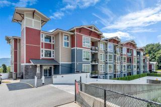 """Main Photo: 307 2242 WHATCOM Road in Abbotsford: Abbotsford East Condo for sale in """"Waterleaf"""" : MLS®# R2591290"""