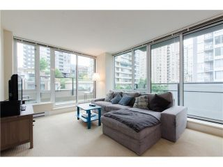 Photo 2: 412 1088 RICHARDS Street in Vancouver West: Home for sale : MLS®# V1127405