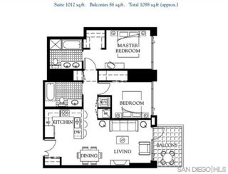 Photo 37: Condo for sale : 2 bedrooms : 550 Front St #506 in San Diego