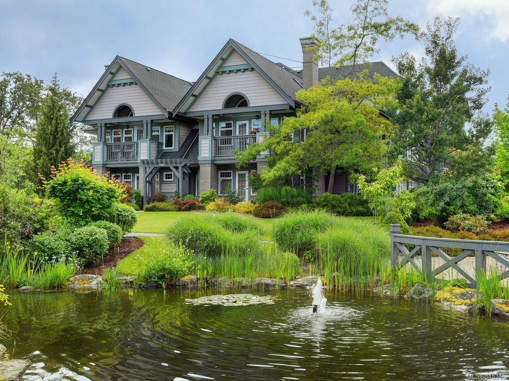Main Photo: 347 4484 Chatterton Way in : SE Broadmead Condo for sale (Saanich East)  : MLS®# 845345