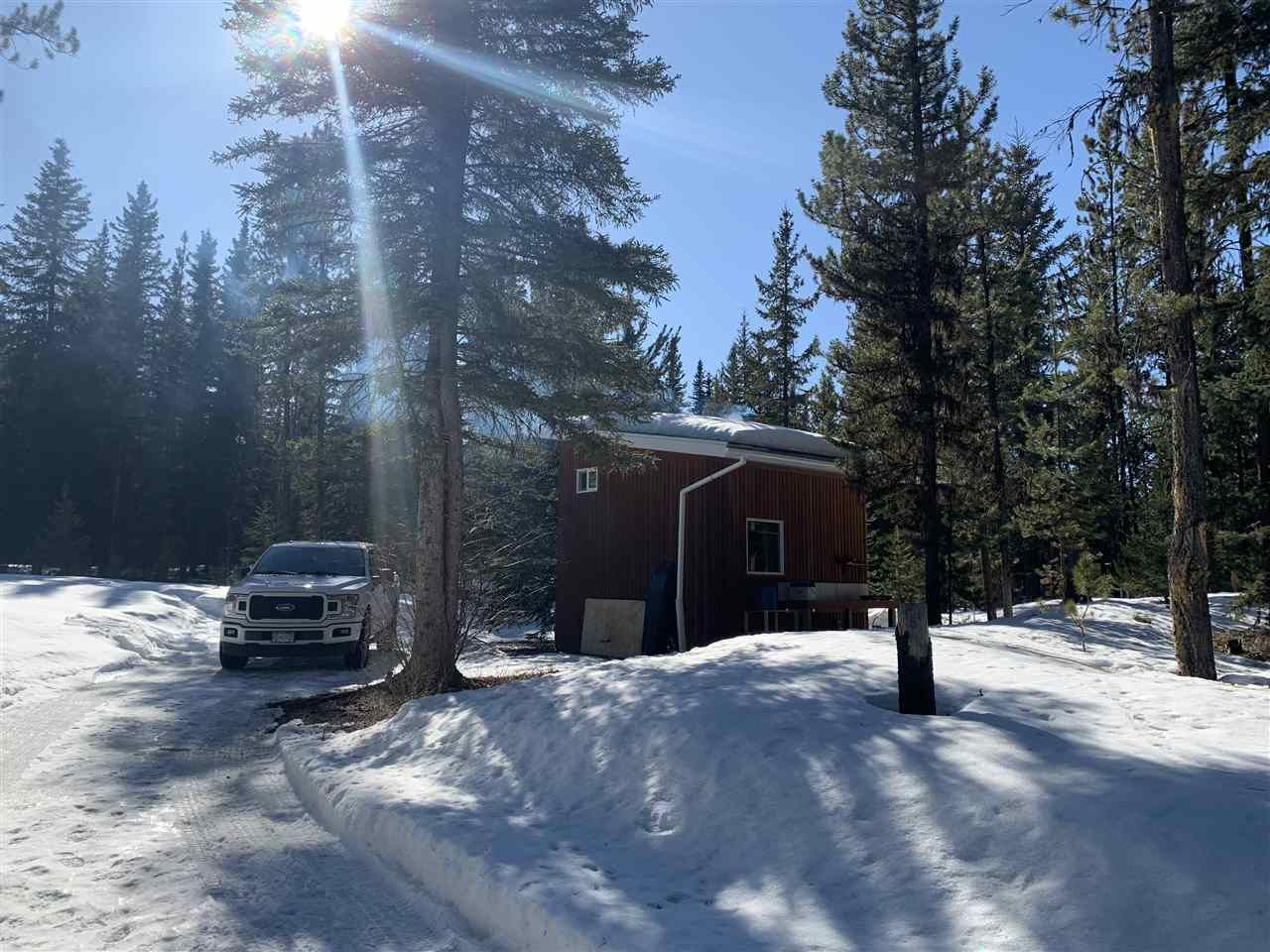 Main Photo: 6510 W FAWN Road in Lone Butte: Lone Butte/Green Lk/Watch Lk House for sale (100 Mile House (Zone 10))  : MLS®# R2553691