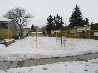 Photo 2: 12716 103 Street in Edmonton: Zone 01 Vacant Lot for sale : MLS®# E4229070