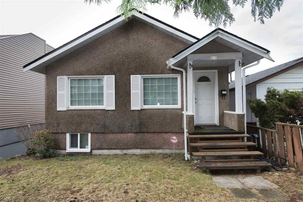 Main Photo: 311 DELTA AVENUE in : Capitol Hill BN House for sale : MLS®# R2131392