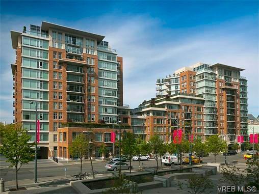 Main Photo: N101 737 Humboldt St in VICTORIA: Vi Downtown Condo for sale (Victoria)  : MLS®# 745941