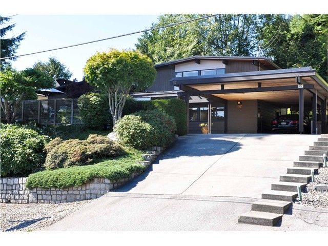Main Photo: 97 GLENMORE DR in West Vancouver: Glenmore House for sale : MLS®# V971900