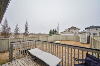 Photo 28: 2804 30 Street in Edmonton: Zone 30 House Half Duplex for sale : MLS®# E4242048