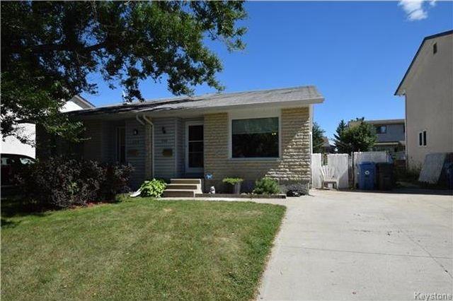 Main Photo: 198 Pentland Street in Winnipeg: North Kildonan Residential for sale (3G)  : MLS®# 1720844