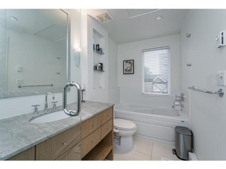 Photo 13: 2957 Laurel Street in Vancouver: Fairview VW Townhouse for sale (Vancouver West)  : MLS®# R2153422