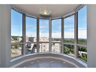 """Photo 4: 1702 9603 MANCHESTER Drive in Burnaby: Cariboo Condo for sale in """"STRATHMORE TOWERS"""" (Burnaby North)  : MLS®# V1072426"""