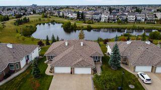 Photo 1: 6616 SANDIN Cove in Edmonton: Zone 14 House Half Duplex for sale : MLS®# E4262068
