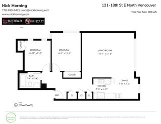 """Photo 17: 8 121 E 18TH Street in North Vancouver: Central Lonsdale Condo for sale in """"THE ROSELLA"""" : MLS®# R2486996"""