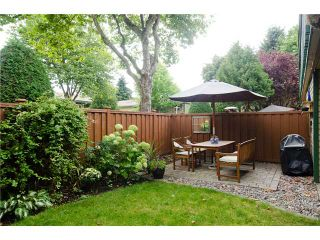 """Photo 19: 11712 KINGSBRIDGE Drive in Richmond: Ironwood Townhouse for sale in """"KINGSWOOD DOWNES"""" : MLS®# V968100"""