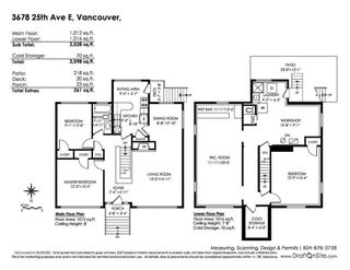 Photo 20: 3678 E 25TH Avenue in Vancouver: Renfrew Heights House for sale (Vancouver East)  : MLS®# R2342659