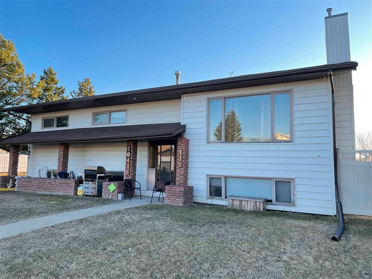 Main Photo: 10416 111 Avenue: Westlock House for sale : MLS®# E4239474