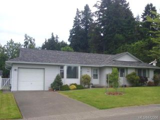 Photo 1: 1400 Dogwood Ave in COMOX: CV Comox (Town of) House for sale (Comox Valley)  : MLS®# 672306