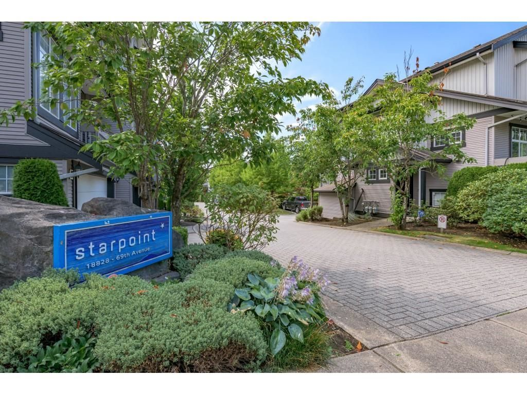 """Main Photo: 9 18828 69 Avenue in Surrey: Clayton Townhouse for sale in """"STARPOINT"""" (Cloverdale)  : MLS®# R2607853"""