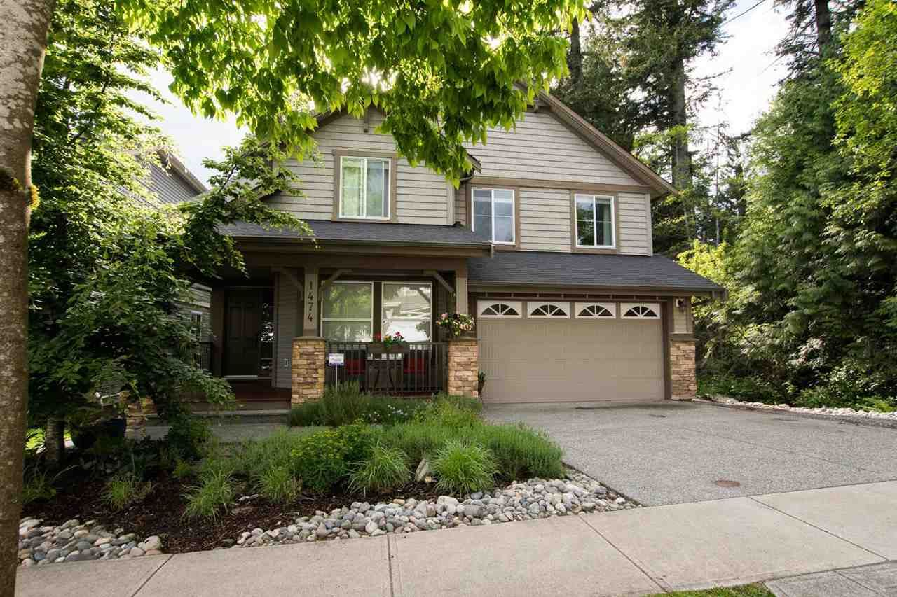 Main Photo: 1474 MARGUERITE Street in Coquitlam: Burke Mountain House for sale : MLS®# R2585245