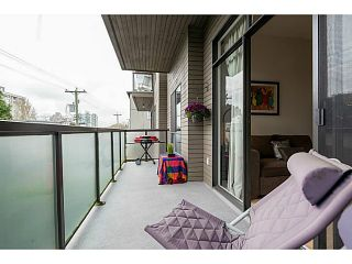 """Photo 17: 214 1345 W 15TH Avenue in Vancouver: Fairview VW Condo for sale in """"SUNRISE WEST"""" (Vancouver West)  : MLS®# V1118182"""