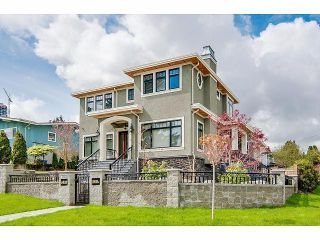 Main Photo: 5433 BOOTH Avenue in Burnaby: Forest Glen BS House for sale (Burnaby South)  : MLS®# V1060220