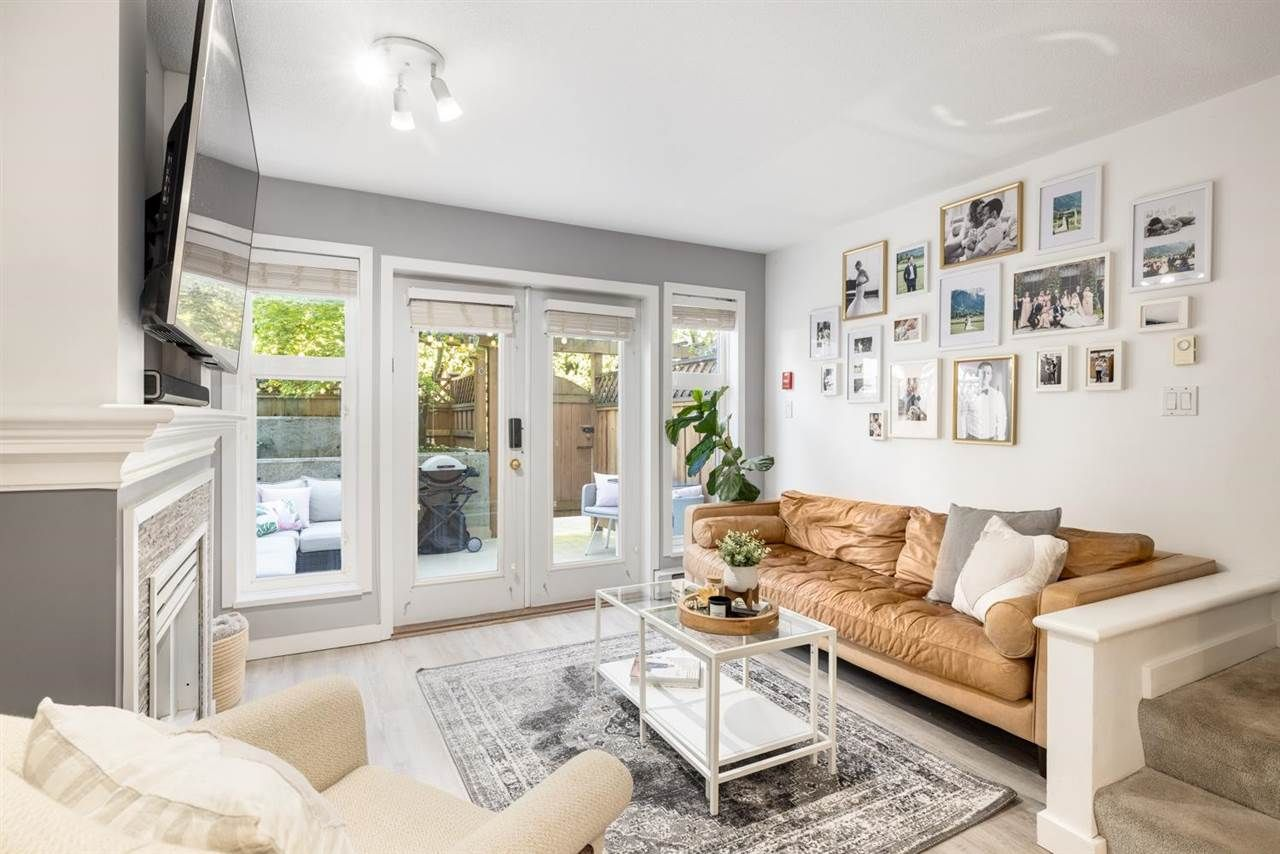 """Main Photo: 235 2565 W BROADWAY in Vancouver: Kitsilano Townhouse for sale in """"Trafalgar Mews"""" (Vancouver West)  : MLS®# R2572646"""