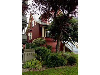 Photo 1: 2275 W 3RD AV in Vancouver: Kitsilano Land for sale (Vancouver West)  : MLS®# V1032629