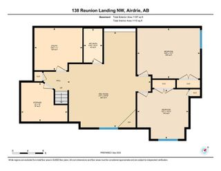 Photo 38: 138 Reunion Landing NW: Airdrie Detached for sale : MLS®# A1034359