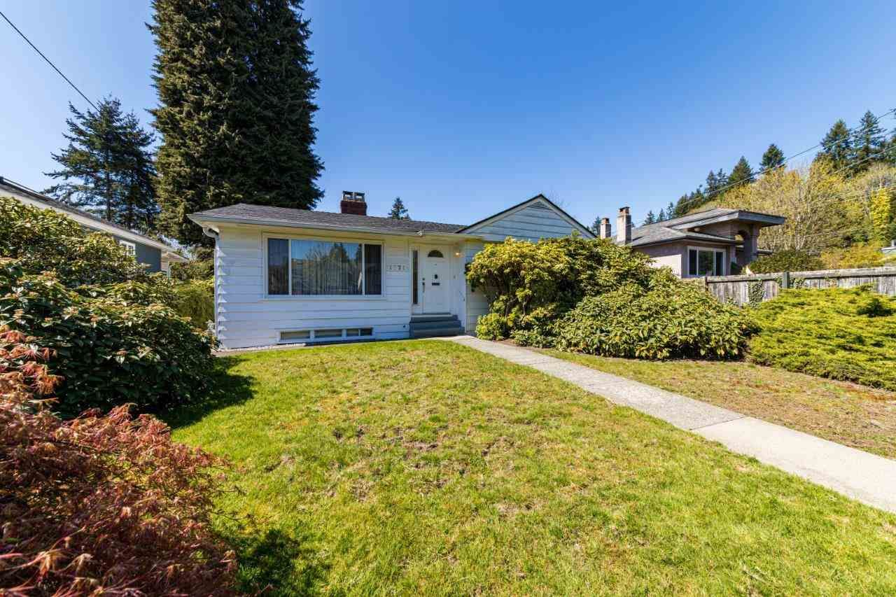 Main Photo: 1771 MACGOWAN Avenue in North Vancouver: Pemberton NV House for sale : MLS®# R2569601