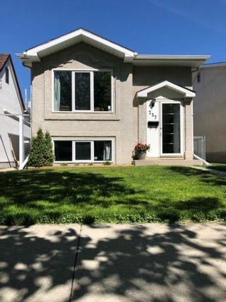 Photo 1: 257 Collegiate Street in Winnipeg: St James Residential for sale (5E)  : MLS®# 202114861