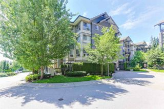 """Photo 1: 111 2958 WHISPER Way in Coquitlam: Westwood Plateau Condo for sale in """"SUMMERLIN @  SILVER SPRINGS"""" : MLS®# R2455365"""